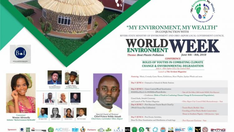 """WORLD ENVIRONMENT WEEK"" NIGERIA"