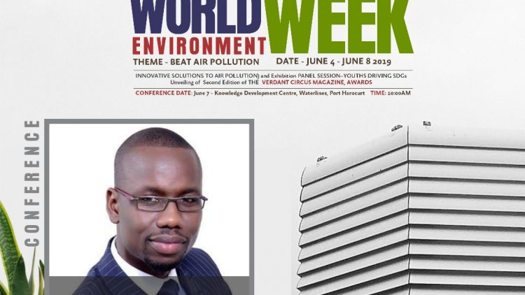 WORLD ENVIRONMENT WEEK 2019