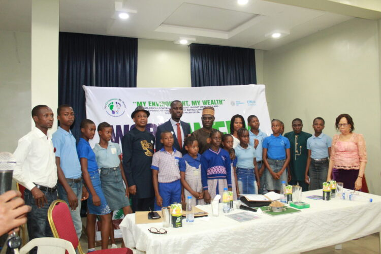 2019 WORLD ENVIRONMENT WEEK CONFERENCE and YOUTH PANEL SESSION RIVERS STATE